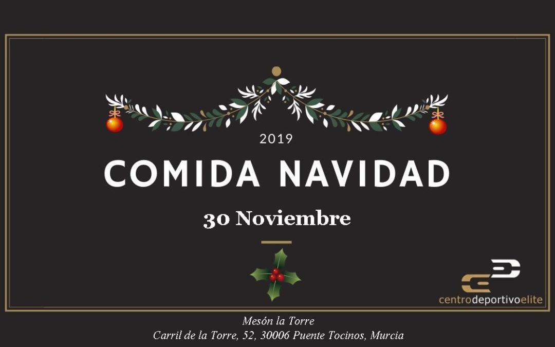 Comida Navideña 2019