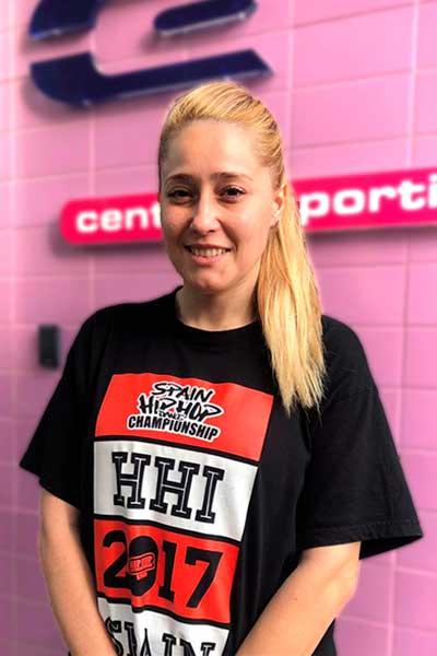 Jessica Martínez