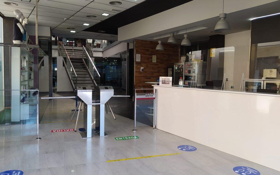 Centro deportivo Èlite se está preparando para el comienzo de sus actividades dirigidas en la FASE 3